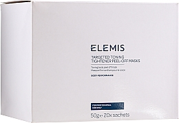 Düfte, Parfümerie und Kosmetik Peel-Off-Maske für den Körper - Elemis Targeted Toning Tightener Peel-Off Mask