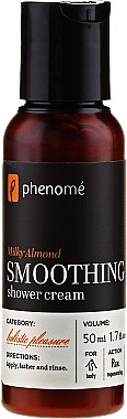 Körperpflegeset - Phenome Sustainable Science (Creme 10ml + Maske 10ml + Shampoo 50ml + Duschcreme 50ml) — Bild N6