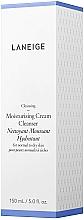 Feuchtigkeitsspendender Gesichtsreinigungsschaum für normale und trockene Haut - Laneige Moist Cream Cleanser — Bild N2
