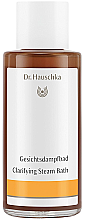 Düfte, Parfümerie und Kosmetik Reinigendes Gesichtsdampfbad - Dr. Hauschka Clarifying Steam Bath