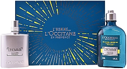 L'Occitane Cedrat - Duftset (Eau de Toilette 75ml + Duschgel 250ml) — Bild N1