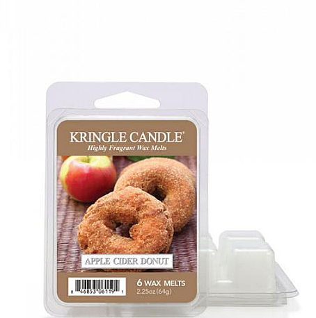 Tart-Duftwachs Apple Cider Donut - Kringle Candle Apple Cider Donut Wax Melt — Bild N1