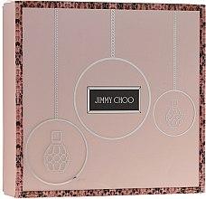 Düfte, Parfümerie und Kosmetik Jimmy Choo Eau de Parfum - Duftset (Eau de Parfum 100 ml + Köperlotion 100 ml + Eau de Parfum (mini) 7.5 ml)