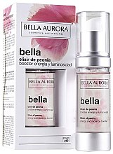 Düfte, Parfümerie und Kosmetik Anti-Aging Antioxidans-Serum für das Gesicht - Bella Aurora Elixir Of Peoni