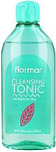 Düfte, Parfümerie und Kosmetik Reinigendes Gesichtstonikum mit Matchatee - Flormar Cleasing Tonic Matcha Tea