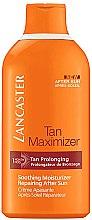 Düfte, Parfümerie und Kosmetik Feuchtigkeitsspendende Gesichts- und Körpercreme nach dem Sonnenbad - Lancaster After Sun Tan Maximizer Soothing Moisturizer