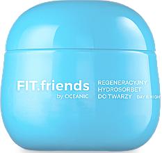 Düfte, Parfümerie und Kosmetik Gesichtscreme-Sorbet für alle Hauttypen - AA Cosmetics FIT.Friends Go Hydrate Hydrosorbet