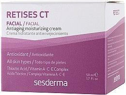 Feuchtigkeitsspendende Anti-Aging Gesichtscreme - SesDerma Laboratories Retises Ct Antiaging Moisturizing Cream — Bild N3