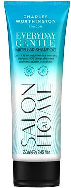 Mizellares Shampoo für täglichen Gebrauch - Charles Worthington Everyday Gentle Micellar Shampoo — Bild N1