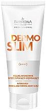 Düfte, Parfümerie und Kosmetik Intensives und straffendes Körperpeeling zum Abnehmen - Farmona Professional Dermo Slim Intensively Body Scrub