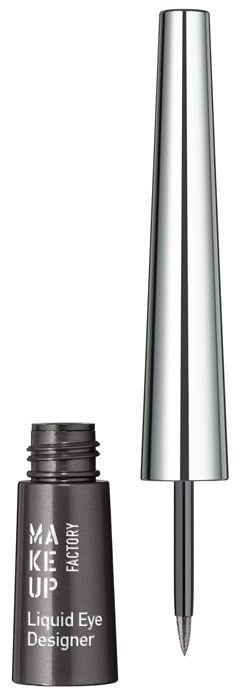 Flüssiger Eyeliner - Make Up Factory Liquid Eye Designer — Bild N1