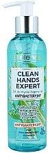 Düfte, Parfümerie und Kosmetik Antibakterielles Handwaschgel - Bielenda Clean Hands Expert Antibacterial Hands Washing Gel (Mit Spender)