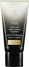 Düfte, Parfümerie und Kosmetik Regenerierende Haarspülung (Mini) - Oribe Gold Lust Repair & Restore Conditioner