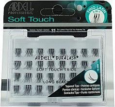 Düfte, Parfümerie und Kosmetik Wimpernbüschel-Set - Ardell Soft Touch Trio Individuals Long