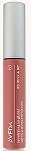 Düfte, Parfümerie und Kosmetik Flüssiger Lippenstift - Aveda Nourish Mint Rehydrating Lip Glaze