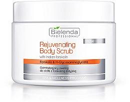 Düfte, Parfümerie und Kosmetik Glättendes Körperpeeling - Bielenda Professional Rejuvenating Body Scrub