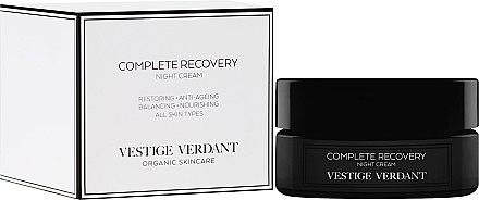Regenerierende und beruhigende Nachtcreme - Vestige Verdant Complete Recovery Night Cream — Bild N1