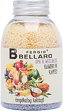 Düfte, Parfümerie und Kosmetik Entspannendes Badekaviar Tropischer Cocktail - Fergio Bellaro Tropical Cocktail Bath Caviar