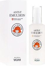 Düfte, Parfümerie und Kosmetik Beruhigende Gesichtsemulsion gegen Entzündungen - Yadah Anti-T Emulsion
