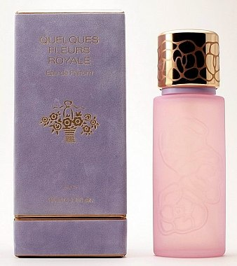 Houbigant Quelques Fleurs Royale Women - Eau de Parfum — Bild N1