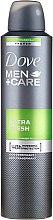 Düfte, Parfümerie und Kosmetik Deospray Antitranspirant - Dove Extra Fresh 48H Anti-Perspirant Deodorant