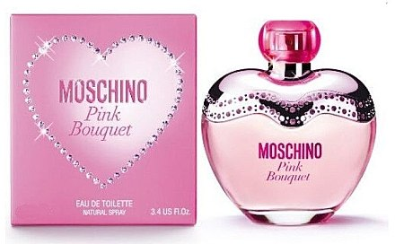 Moschino Pink Bouquet - Eau de Toilette — Bild N1