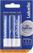 Düfte, Parfümerie und Kosmetik Set - Labello Classic Care Balm Set (balm/2x4.8g)