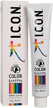 Haarfarbe - I.C.O.N. Playful Brights Direct Color — Bild N1