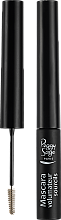 Düfte, Parfümerie und Kosmetik Augenbrauen-Mascara - Peggy Sage Volumizing Eyebrow Mascara (Brun)