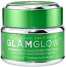Düfte, Parfümerie und Kosmetik Reinigende Gesichtsmaske - Glamglow Powermud Dualcleanse Treatment