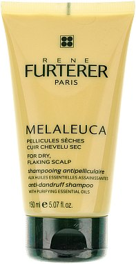 Shampoo gegen trockene Schuppen mit ätherischen Ölen - Rene Furterer Melaleuca Anti-Dandruff Shampoo Dry Dundruff Scalp Moisturizer  — Bild N1