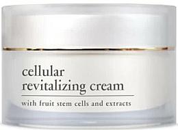 Düfte, Parfümerie und Kosmetik Revitalisierende Creme mit Fruchtstammzellen und Extrakten - Yellow Rose Cellular Revitalizing Cream