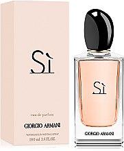 Düfte, Parfümerie und Kosmetik Giorgio Armani Si - Eau de Parfum