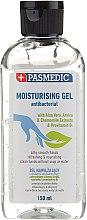 Düfte, Parfümerie und Kosmetik Feuchtigkeitsspendendes und antibakterielles Handgel - Pasmedic Moisturising Gel Antibacterial
