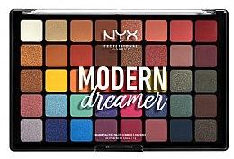 Düfte, Parfümerie und Kosmetik Lidschattenpalette - NYX Professional Makeup Modern Dreamer