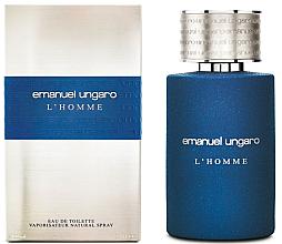 Düfte, Parfümerie und Kosmetik Ungaro L'Homme - Eau de Toilette