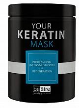 Düfte, Parfümerie und Kosmetik Intensiv glättende und regenerierende Haarmaske mit Keratin - Beetre Your Keratin Mask