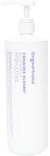 Düfte, Parfümerie und Kosmetik Feuchtigkeitsspendende Anti-Gelbstich Haarmaske mit Bio Kokosöl und Sheabutter für blondes und helles Haar - Original & Mineral Conquer Blonde Silver Hair Masque
