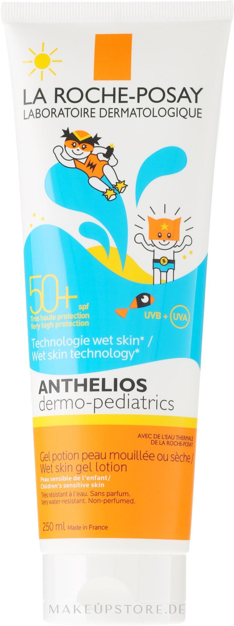Sonnenschutzlotion für Kinder SPF 50+ - La Roche-Posay Anthelios Smooth Lotion SPF 50+ — Bild 250 ml
