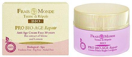 Feuchtigkeitsspendende und energetisierende Tagesgesichtscreme 30+ - Frais Monde Pro Bio-Age Repair Anti Age Face Cream 30 Years — Bild N1