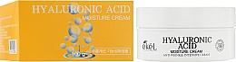 Düfte, Parfümerie und Kosmetik Intensiv feuchtigkeitsspendende Anti-Falten Gesichtscreme mit Hyaluronsäure - Ekel Hyaluronic Acid Moisturee Cream