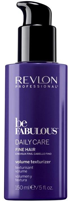 Haarlotion für mehr Volumen - Revlon Professional Be Fabulous Daily Care Fine Hair Volume Texturizer — Bild N1