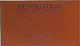 Düfte, Parfümerie und Kosmetik Lidschattenpalette - Makeup Revolution Ultra 32 Shade Palette Flawless Matte