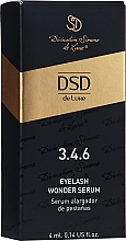 Düfte, Parfümerie und Kosmetik Wimpernserum zum Wachstum №3.4.6 - Divination Simone De Luxe DSD Eyelash Wonder Serum