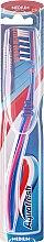 Düfte, Parfümerie und Kosmetik Zahnbürste mittel Clean Deep rosa-blau - Aquafresh Clean Deep Medium
