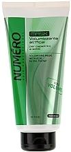 Düfte, Parfümerie und Kosmetik Haarmaske für mehr Volumen mit Acai-Extrakt - Brelil Numero Volumising Mask
