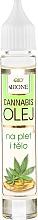 Düfte, Parfümerie und Kosmetik Hanföl für Gesicht und Körper - Bione Cosmetics Cannabis Face and Body Oil