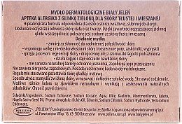 Dermatologische Seife mit grünem Lehm - Bialy Jelen Apteka Alergika Soap — Bild N3