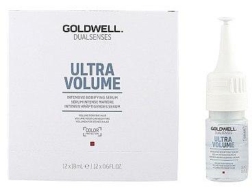Intensiv kräftigendes Haarserum für mehr Volumen - Goldwell Dualsenses Ultra Volume Intensive — Bild N1