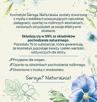 Feuchtigkeitsspendende Tagescreme - Soraya Naturalnie Day Cream — Bild N5